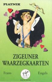 Zigeuner Waarzegkaarten-pocket