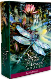 Spirit Of The Animals Oracle - Jody Bergsma