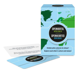 Openhartig Wereldwijd/Openhearted Worldwide