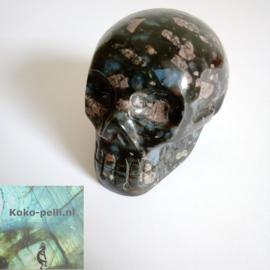 Graniet schedel 349 gram