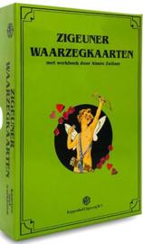 Zigeuner Waarzegkaarten - Aimée Zwitser