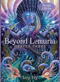Beyond Lemuria Oracle Cards Pocket Edition - Izzy Ivy
