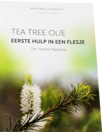 Harmen Rijpkema - Tea tree olie