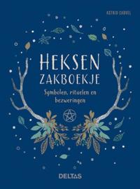 Astrid Carvel - Heksenzakboekje