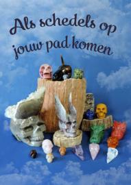 Yvonne van de Graaf - Als schedels op je pad komen