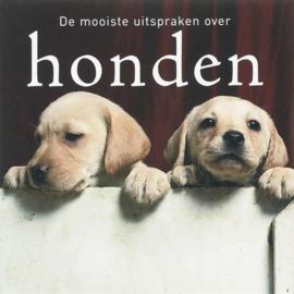 Gerd de Ley - De mooiste uitspraken over honden