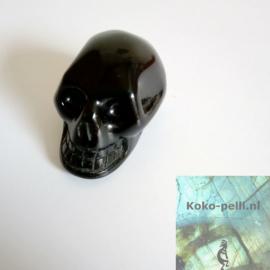 Obsidiaan - Zilver 51 gram