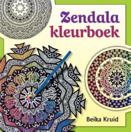 Beika Kruid - Zendalakleurboek