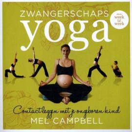 Mel Campbell - Zwangerschapsyoga