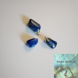 Lapis lazuli hanger