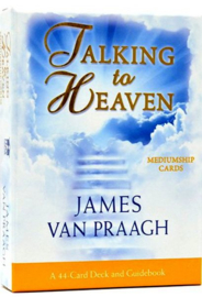 Talking to Heaven Mediumship Cards - James van Praagh
