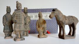 Terracottaleger van de Qin-dynastie
