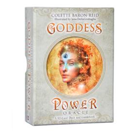 Goddess Power Oracle - Colette Baron-Reid