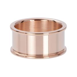 iXXXi Basisring rose goudkleurig 10 mm