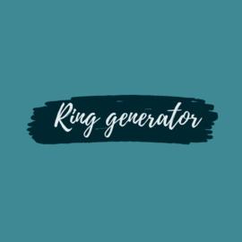 Ring generator
