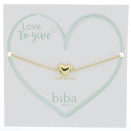 Biba armband minimalistisch  hart