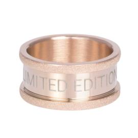 iXXXi basisring limited edition rose goudkleurig 10 mm