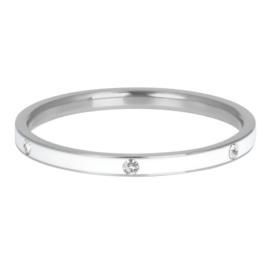 iXXXi Vulring Nova zilverkleurig 2 mm