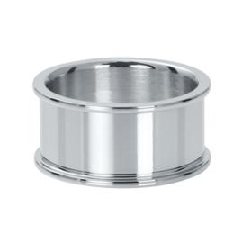 iXXXi Basisring  zilverkleurig 10 mm