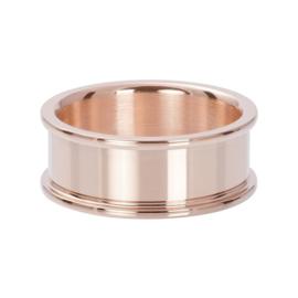 iXXXi Basisring rose goudkleurig 8 mm