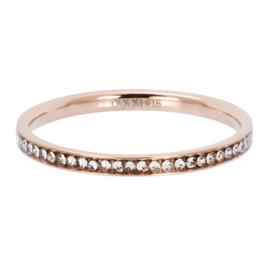 Ixxxi-jewelry  vulring  Zirconia crystal rose 2mm