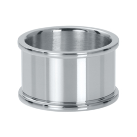 iXXXi Basisring zilverkleurig 12 mm
