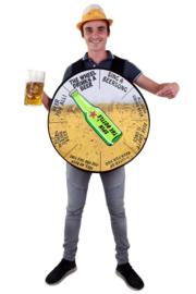 Rad van Bier Anzug