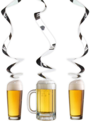 Bier hängende Dekoration