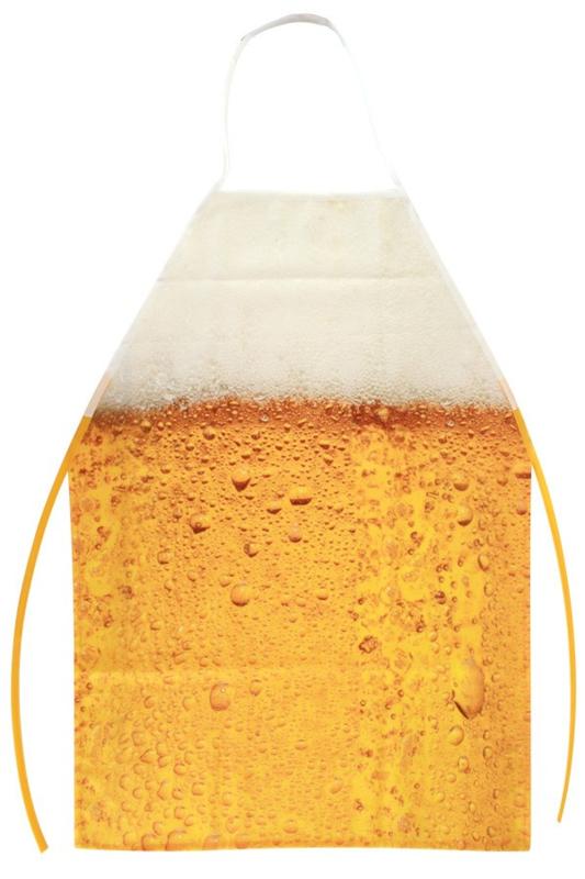 Bier Schürze