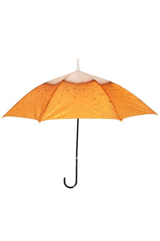 Bier  Regenschirm
