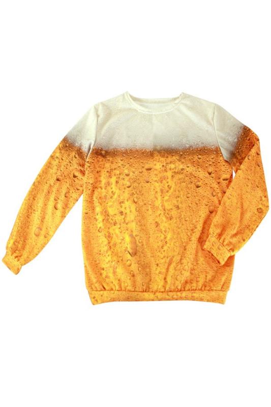 Bier  Pullover