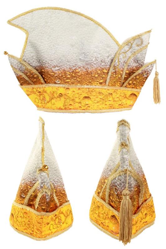 Bier Prins Karneval Hut