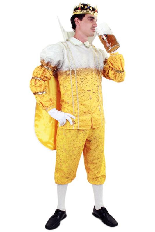 Prinz Karneval Anzug
