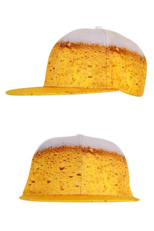 Bier Baseballmütze