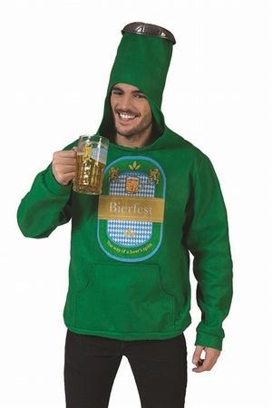 Bierflasche Pullover