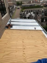 Zinken Roof dak in opdracht