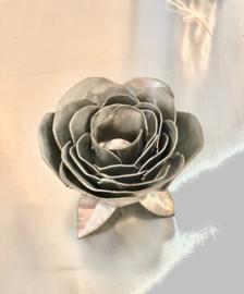 Roos Zink zonder steel