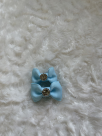 Strik Sanne Baby blauw