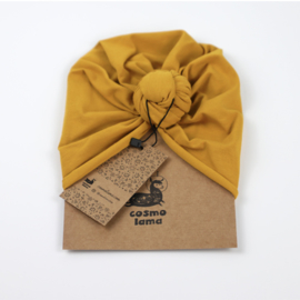 Turban (mustard)