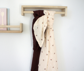 Limited edition swaddle (cherries)