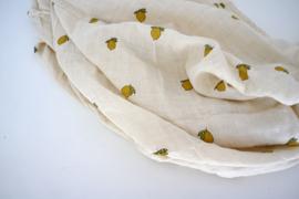 Limited edition swaddle (lemon)