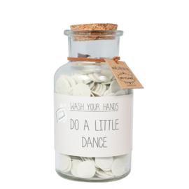 Handzeep Confetti - DO A LITTLE DANCE