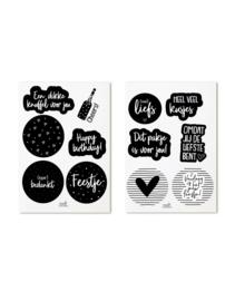 Stickers & Cadeauzakjes