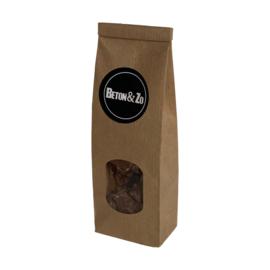 Pinda rotsjes - Melk chocolade