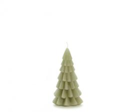 Kerstboom kaars; Eucalyptus (klein)