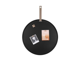 Magneet bord - Zwart