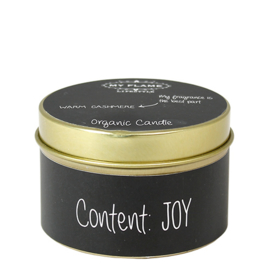 SOJAKAARS XS - Content: JOY