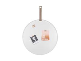 Magneet bord - Wit