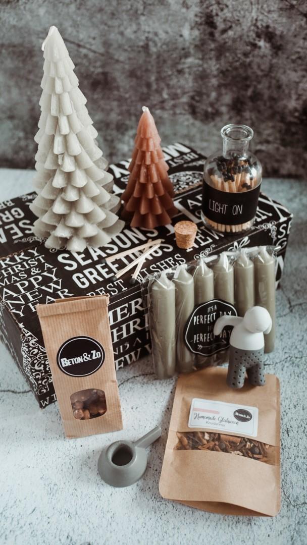 Kerst cadeau-pakketten