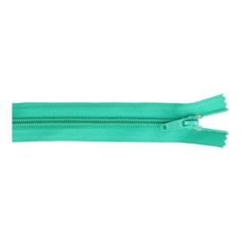 Broekrits nylon 20cm - groen